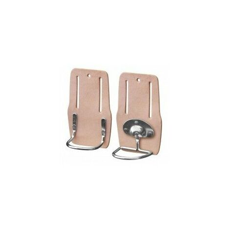 Porte marteau orientable cuir cam 036s