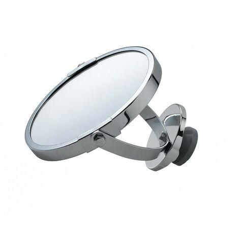 Porte-miroir pour radiateur Allure, Riviera, Riva tendance, Riva chrome, Riva 2, Corsaire - Ø 12cm - 498012 - Chrome