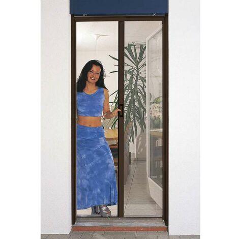 Porte moustiquaire 160x225 anthracite