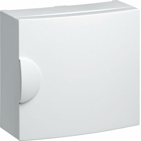 Porte opaque pour bloc de commande - Hager