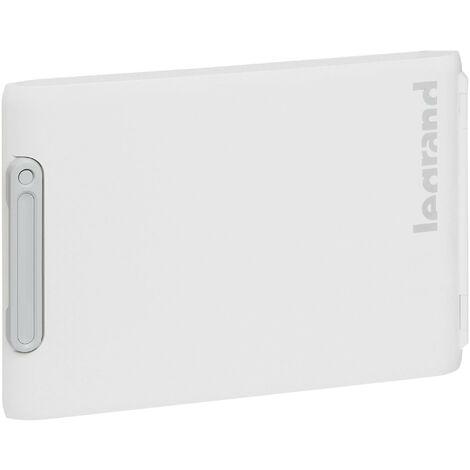 Porte Opaque pour Coffret XL3 Legrand 125 - de 1 X 18 à 4 X 18 Modules