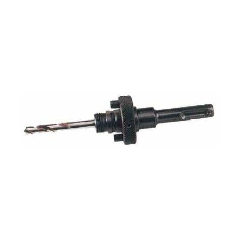 Porte-outils avec forêt pilote SDS + 32 à 210 mm