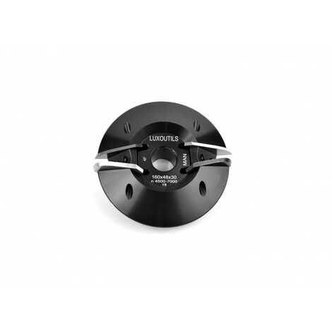 Porte outils plate bande de sécurité toupie 30 mm