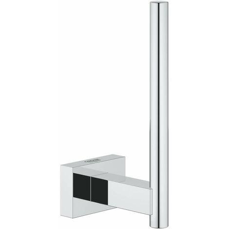 Porte papier Grohe Essentials Cube 40623001 | Chromé