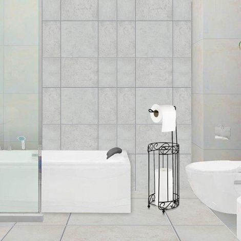 Porte Papier Toilette Pour Salle De Bain 57*17*17cm