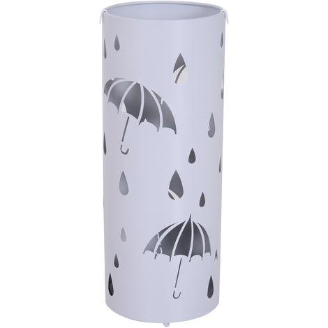 sélection premium da282 fa1a7 Porte-parapluies design contemporain métal rond motifs ...
