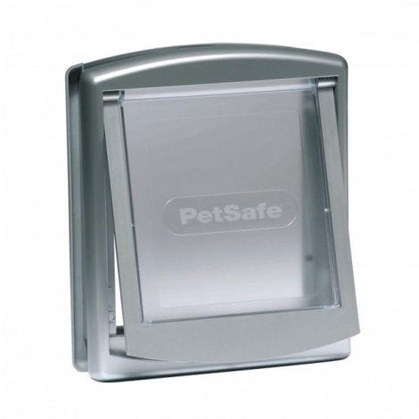 """main image of """"PetSafe Chatière pour Animaux de Compagnie 600 Aluminium Chien Multi-poids"""""""