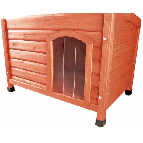 Porte plastique pour niche chien #39533 - 38 × 55 cm