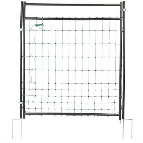 Porte Pour Filet A Poule 108cm