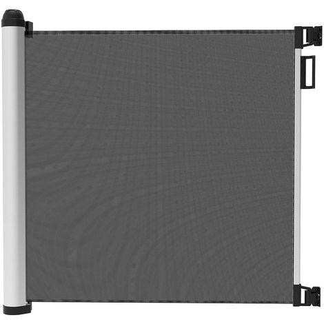 Porte Rétractable Enfant Animaux, Porte de sécurité pour bébé, 120 x 8,82 x 8,02 cm, Dimensions: 88 x 8 x 8 cm