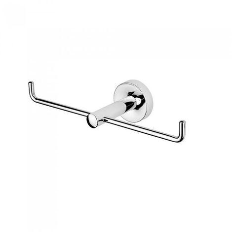Porte-rouleau rouleau de rechange Porte-rouleau double chrome GEESA Luna