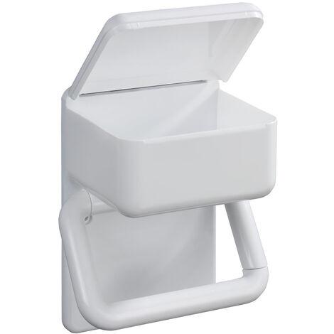 Porte-rouleau WC 2en1 WENKO
