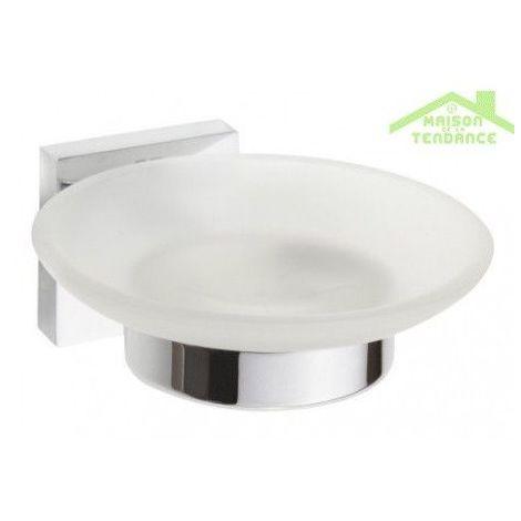 Porte-savon en verre BETA 11cm x 5,5cm x 12,5cm