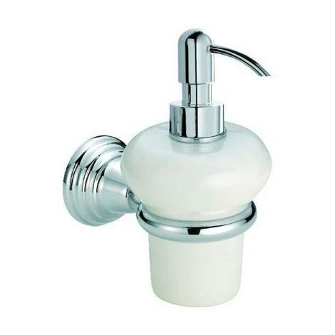 Porte-savon liquide MUSEO - Céramique