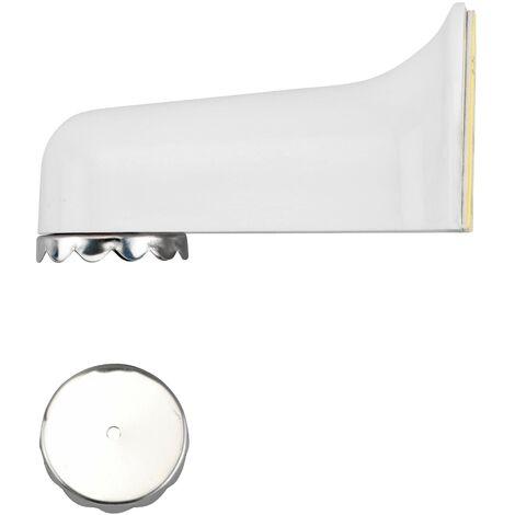 Porte-savon magnétique Blanc WENKO