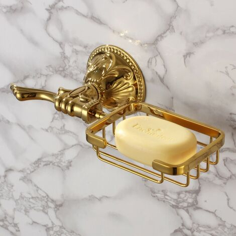 Porte-savon style rétro