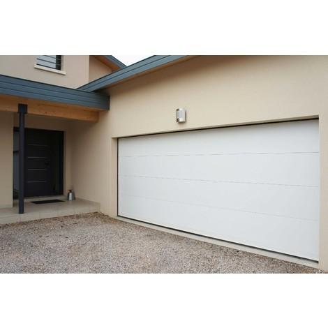 Porte Garage Sectionnelle 4m A Prix Mini