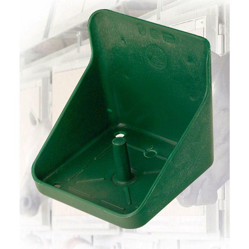 Porte-sel à rouleau en excellent plastique vert - Ok Plast