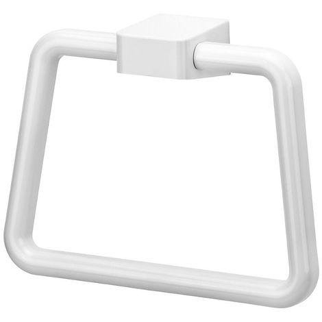 Agadon magnétique porte-serviettes-blanc et chrome disponible-livraison gratuite