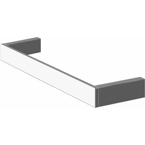 Porte-serviettes bidet 30 cm Pollini Acqua Design ebox EB1405 | Chromé