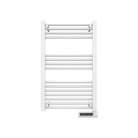 Porte-serviette électrique readywarm 9100 smart towel white