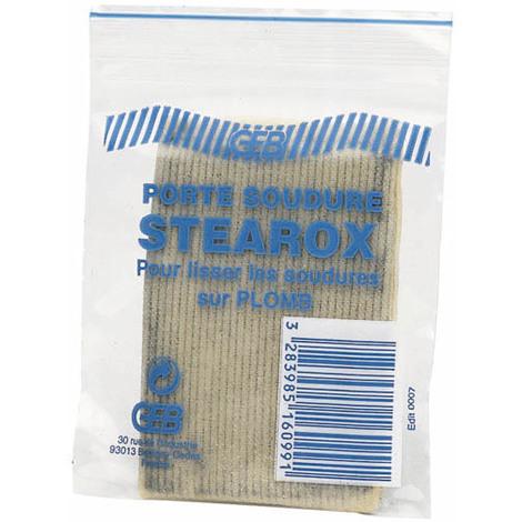 Porte soudure pour lissage soudure type étain/plomb STEAROX