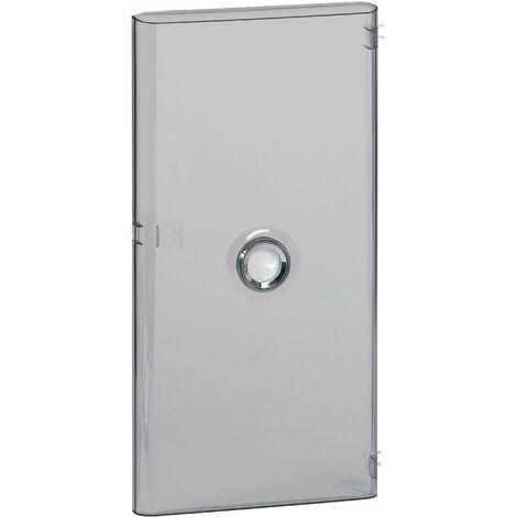 Porte Transparente pour Coffret 13 Modules Drivia - 3 ou 4 Rangees