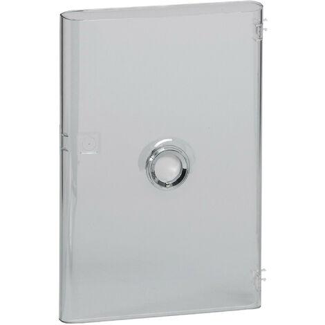 Porte Transparente pour Coffret 2 Rangees 13 Modules Legrand Drivia