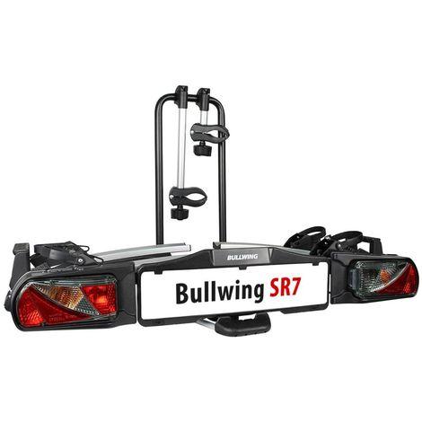 Porte-vélos 2 Vélos Sur Attelage Plateforme Sr7 - Bullwing Bullwing