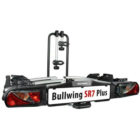 Porte-vélos 3 Vélos Sur Attelage Plateforme Sr7 Plus - Bullwing Bullwing