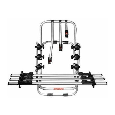 Porte velos hayon inspiration 3 velos avec rails - standard Polaire PVA3-INSA