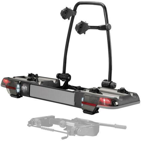Porte-vélos MFT BackPower pour 2 vélos à utiliser sur support de base MFT