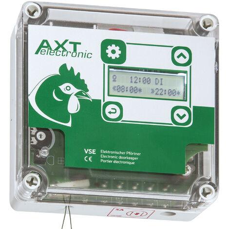 Portier automatique poulailler AXT VSE