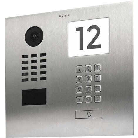Portier D2101IKH - Module d'information éclairé prémonté - Doorbird - {couleurs}