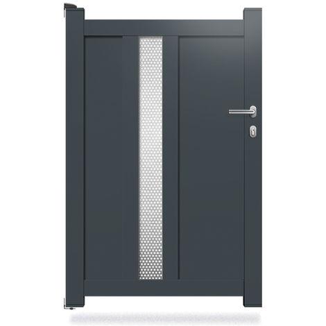 Portillon Aluminium MD04