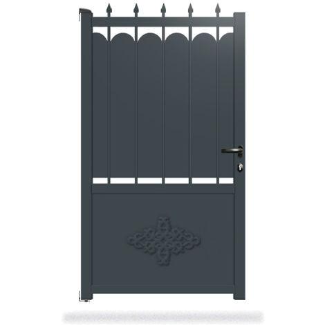 Portillon Aluminium TR01A
