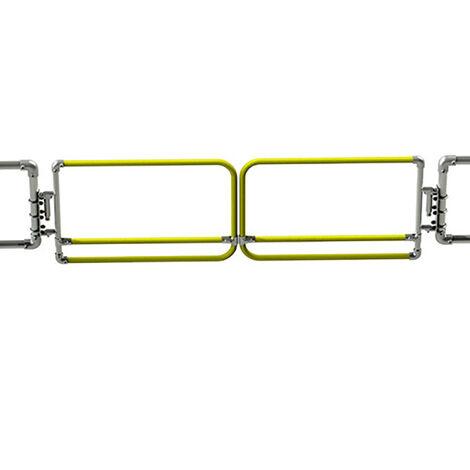 Portillon de sécurité de 1.80m de long x 0.67m de haut (plusieurs tailles disponibles)
