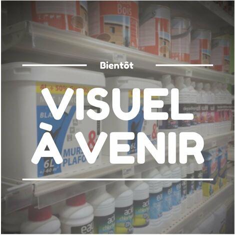 portillon grillage eco maille 50x50 - hauteur 1m20 - gris 7016