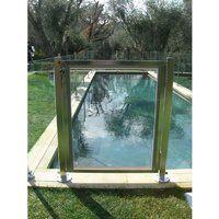 Portillon piscine pour barrières en verre Oceanix