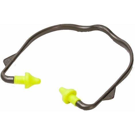 Portwest - Banded Ear Plug Yellow Regular