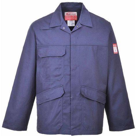Portwest - Bizflame Flame Resistant Safety Workwear Pro Jacket