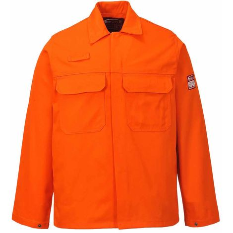 Portwest - Bizweld Flame Resistant Safety Workwear Jacket