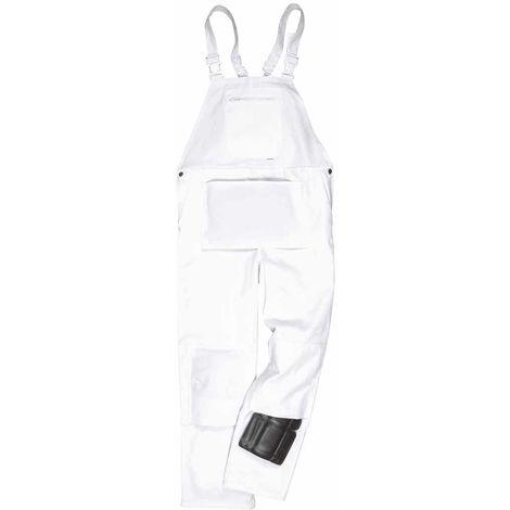 Portwest - Bolton Workwear Durable Absorbent 100% Cotton Painters Bib & Brace