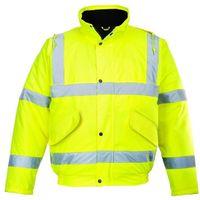 Portwest Bomber Jacket EN471 HiVis Yellow