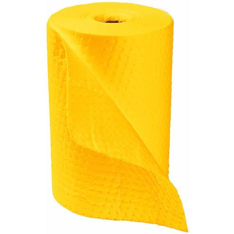 Portwest - Chemical Roll Yellow Regular