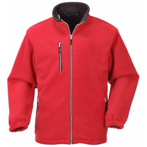 Portwest City Fleece - Red - F401