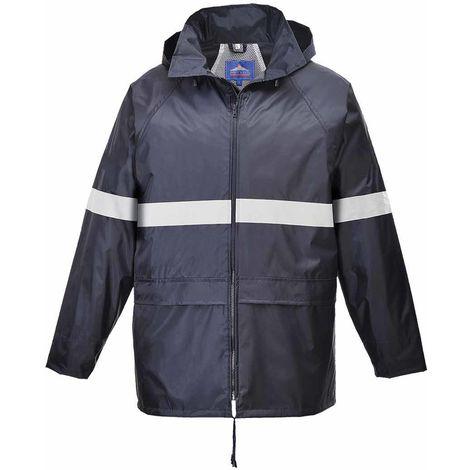 Portwest - Classic Iona Reflective Workwear Rain Jacket