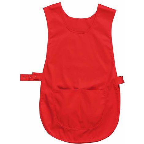 Portwest - Classic Uniform Workwear Durable PolyCotton Tabard with Pocket
