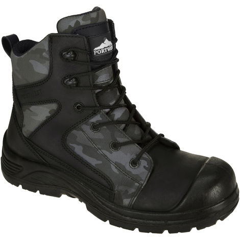 Portwest - Compositelite Camo Strike Workwear Ankle Boot S3 WR