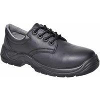 Portwest Compositelite Safety Shoe S1 - Black - FC41
